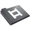 Movies Grey Icon 96x96 png