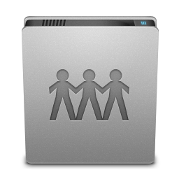 Hard Drive Server Icon Enfi Icons Softicons Com