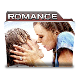 Romantic Movies Icon 256x256 png