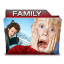 Family Movies Icon 64x64 png