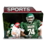 Sports Movies Icon 64x64 png