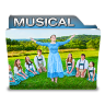 Musical Movies Icon 96x96 png