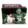 Sports Movies Icon 96x96 png