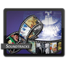 Soundtracks Icon 96x96 png