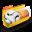 Sports Folder Icon 32x32 png