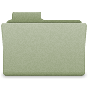 Green Generic Folder Icon