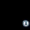 Purple Dropbox Folder Icon