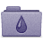 Purple Torrents Folder Icon 48x48 png