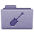 Purple Utilities Folder Icon