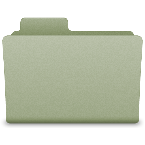 Green Generic Folder Icon 512x512 png