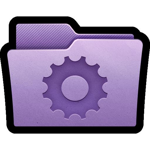 Folder Smart Folder Icon 512x512 png