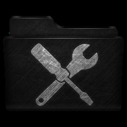 Utilities Folder Icon 256x256 png