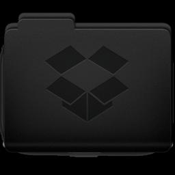 Dropbox Folder Icon 256x256 png