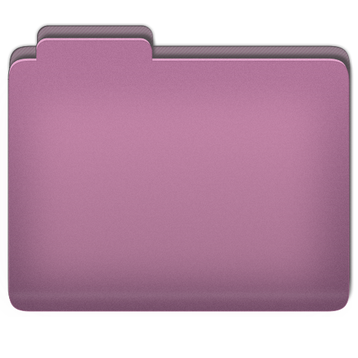 Folder Pink Folder Icon 512x512 png