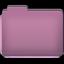 Folder Pink Folder Icon 64x64 png