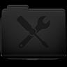 Utilities Folder Icon 96x96 png