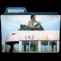 Biography Folder Icon 256x256 png