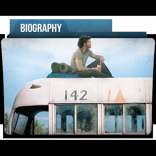 Biography Folder Icon 512x512 png
