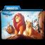 Animation Folder Icon 64x64 png