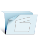 Folder Video Icon 128x128 png