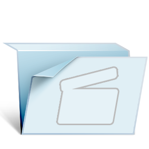 Folder Video Icon 300x300 png