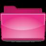 Folder Pink Icon 96x96 png