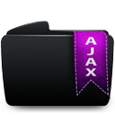 Folder AJAX Icon 128x128 png