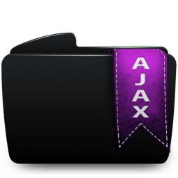 Folder AJAX Icon 256x256 png