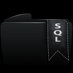 Folder SQL Icon 256x256 png