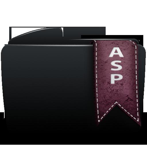 Folder ASP Icon 512x512 png