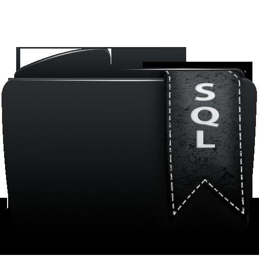 Folder SQL Icon 512x512 png