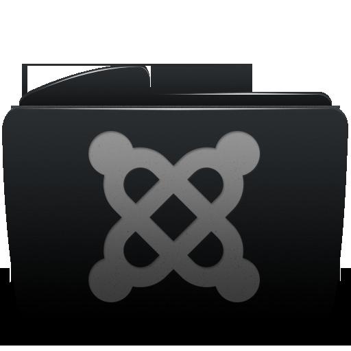 Folder Joomla Icon 512x512 png