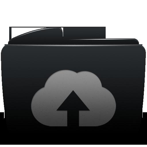 Folder Web Upload Icon 512x512 png