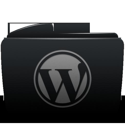 Folder WordPress Icon 512x512 png