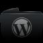 Folder WordPress Icon 64x64 png