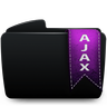 Folder AJAX Icon 96x96 png