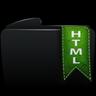Folder HTML Icon 96x96 png