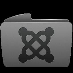 Folder Joomla Icon 256x256 png