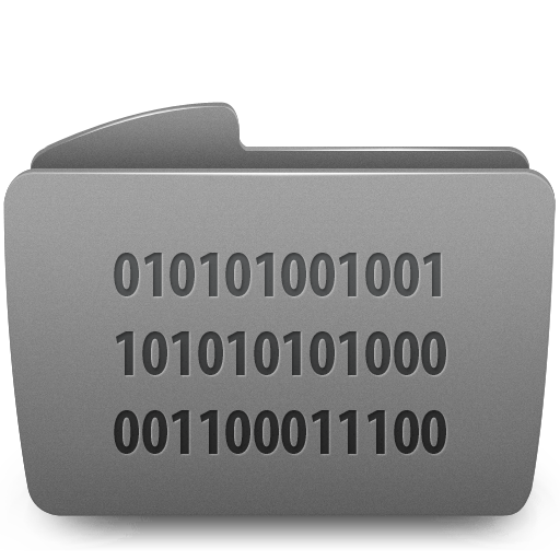 Folder Byte Icon 512x512 png