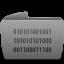 Folder Byte Icon 64x64 png