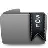 Folder SQL Icon 96x96 png