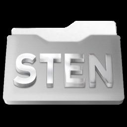 Sten Logo Icon 256x256 png