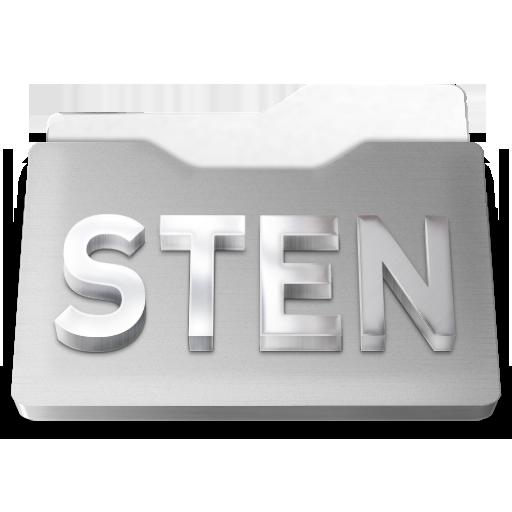 Sten Logo Icon 512x512 png