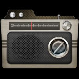 Music Folder Icon 256x256 png