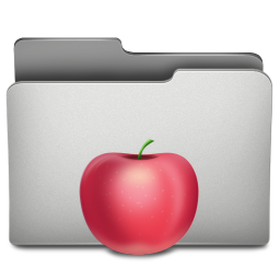 Apple Icon 256x256 png