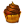 Cupcake Icon 24x24 png