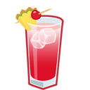 Singapore Sling Icon 128x128 png