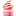 Cupcake Colored Icon 16x16 png