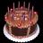 BirthCake Icon 48x48 png