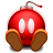 BomBomb Red Icon